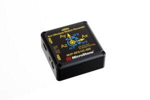 8チャンネル小型無線モーションレコーダー MVP-RF8-HC