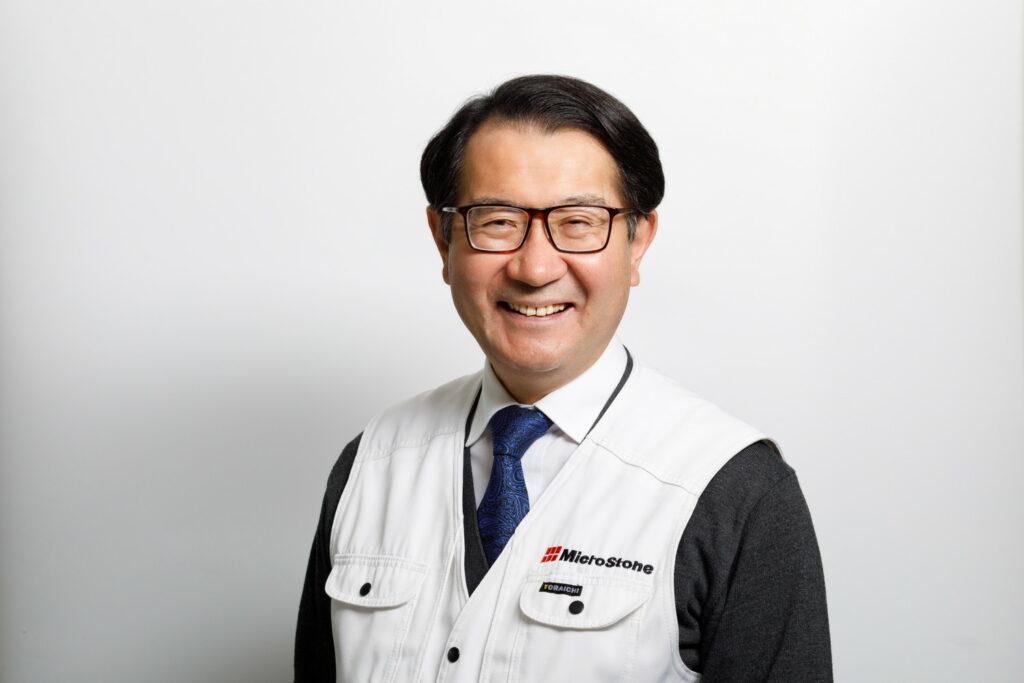 代表取締役社長 白鳥 敬二湖