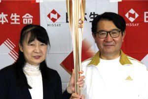 東京2020オリンピック聖火リレー!