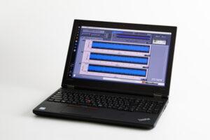 無線振動診断ソフトウェア MVP-BA-S