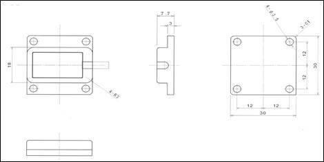 MA3-BA 外形図