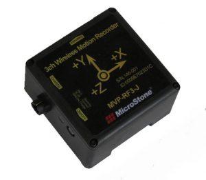 8ch小型無線モーションレコーダー